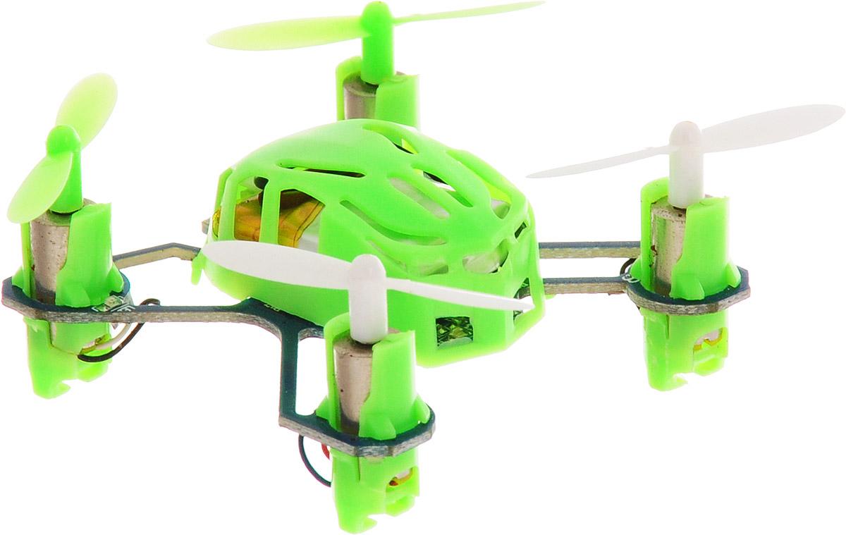 Family Fun Квадрокоптер на радиоуправлении цвет зеленый