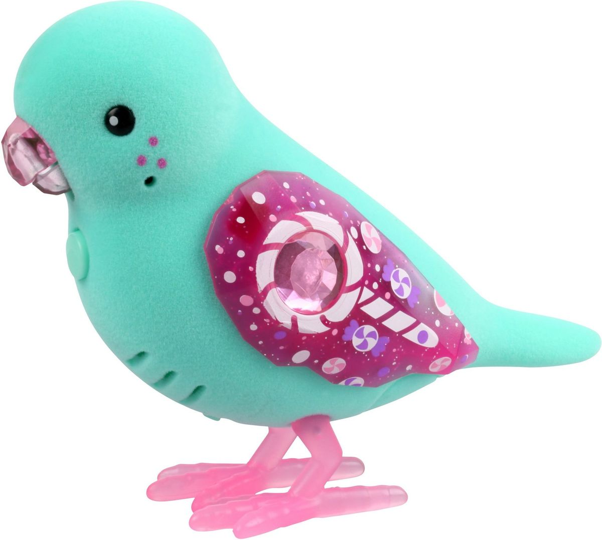 Little Live Pets Интерактивная игрушка Птичка Lolly Polly е воронова птичка птичке щебетала стихи том 2