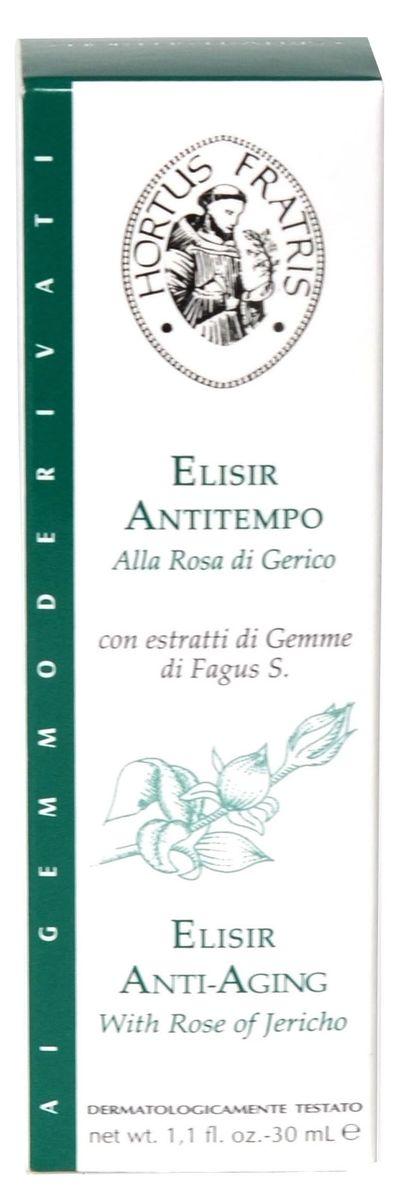 Hortus Fratris эликсир с экстрактом розы иерихона, 30 мл скраб для лица hortus fratris hortus fratris скраб для лица hortus fratris