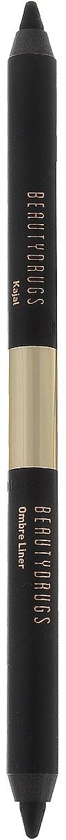 Beautydrugs Двойной карандаш для глаз Kajal Ombre Double eye pencil , 2,98 гр00087Взгляд задаёт настроение всему образу. Какой ты выберешь сегодня: нюдовый или роковой - решать тебе! Создай эффектный образ и макияж глаз с помощью одного продукта - двойного карандаша для глаз от Beautydrugs. Его уникальность в особом подборе текстур и оттенков. Мы выбрали идеальные сочетания для создания макияжа блондинки и брюнетки, скромницы и роковой красотки.Эффектный вечерний вариант для создания smokey eyes. Мы рекомендуем стойкий и матовый Kajal нанести на слизистую, а более глянцевый оттенок карандаша - на внешнюю часть века для создания выразительного и глубокого взгляда.