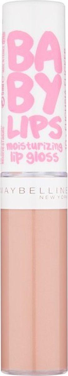 Maybelline New York Увлажняющий блеск для губ Baby Lips Gloss, оттенок 20, Бежевая гармония, 5 млB2708500Блески имеют комфортную нелипкую текстуру и заботятся о ваших губах в течении дня.