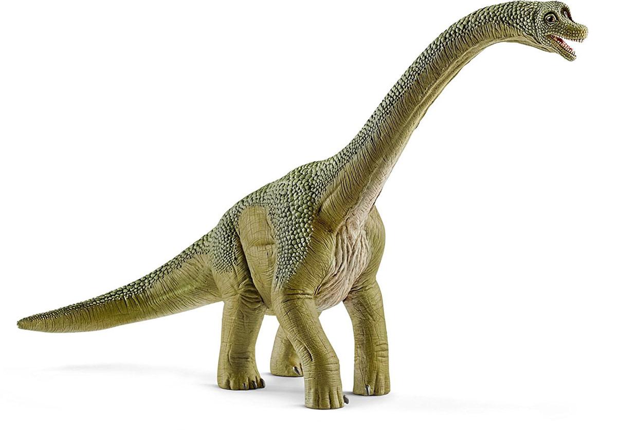 Schleich Фигурка Брахиозавр 14581 игрушки животные tour the world schleich