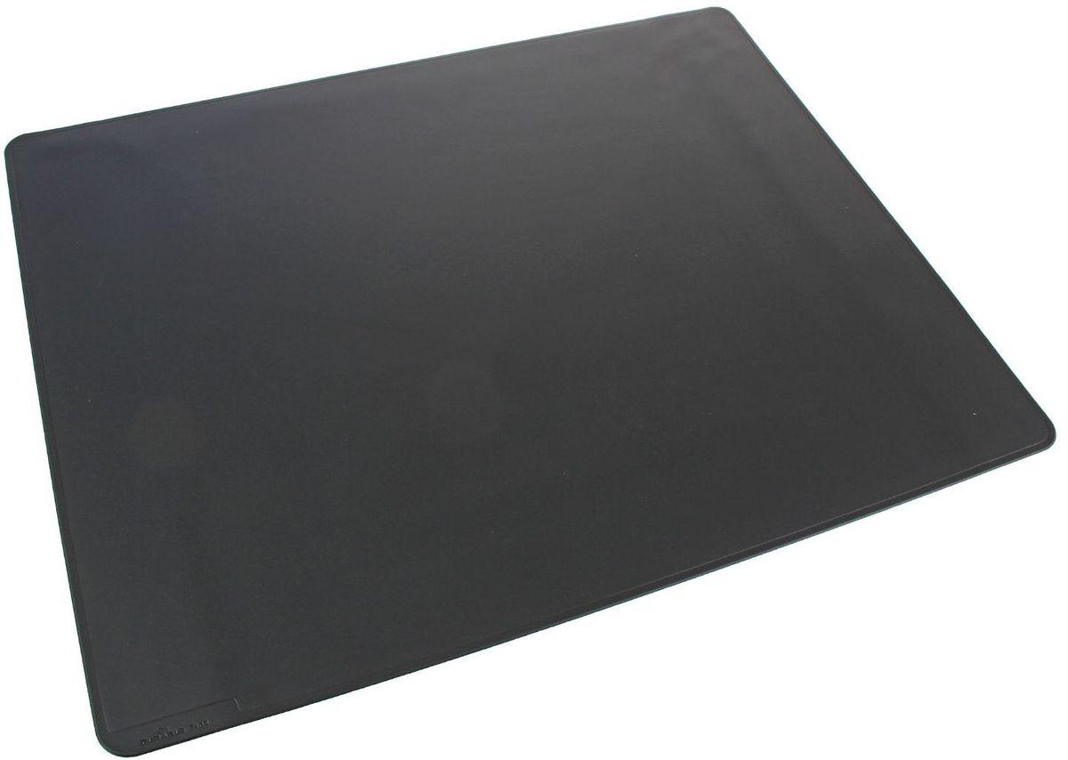 Durable Настольное покрытие нескользящее цвет черный 65 х 52 см1344440Стильное, изящное и яркое настольное покрытие станет прекрасным аксессуаром для детского рабочего стола и сбережет его от излишних всплесков энергии ребенка в виде разного рода повреждений и царапин.
