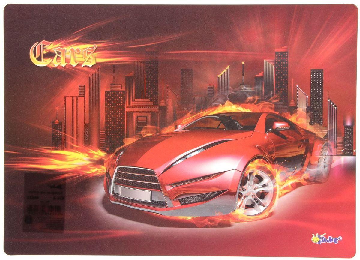 Оникс Настольное покрытие Red Car 33,9 х 22,4 см1383505