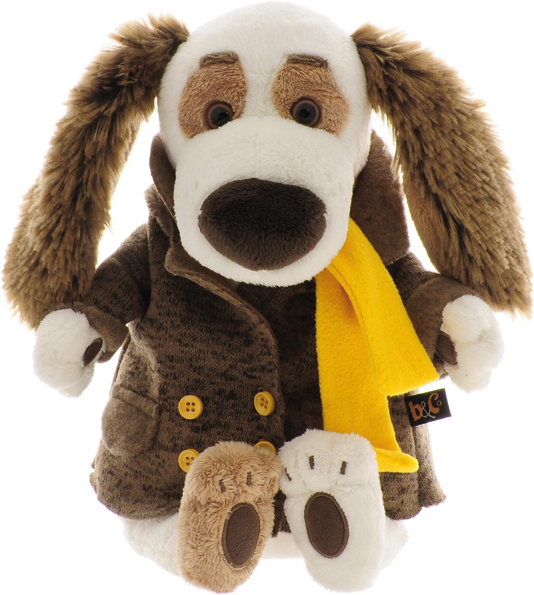 Bartholomew Мягкая игрушка Бартоломей в пальто высота 27 см bartholomew