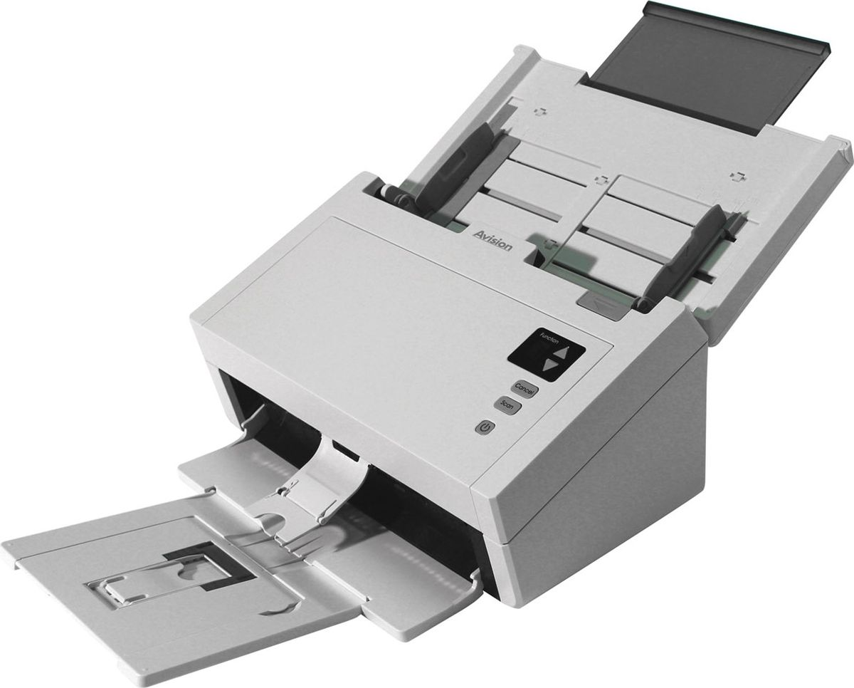Avision AD230 сканер