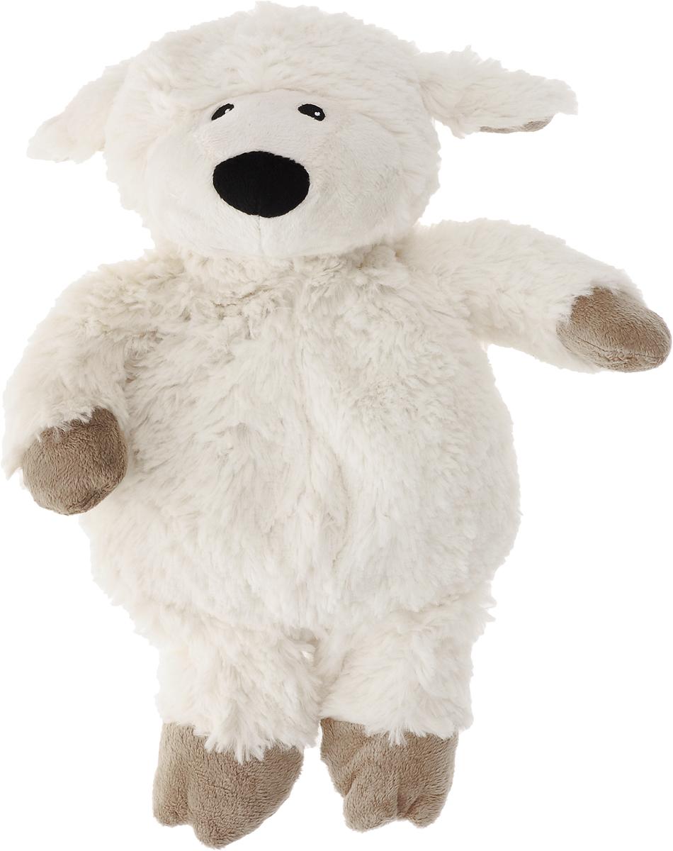 Warmies Мягкая игрушка-грелка Овечка цвет молочный мягкая игрушка грелка лисица warmies cozy plush лиса коричневый текстиль cp fox 2