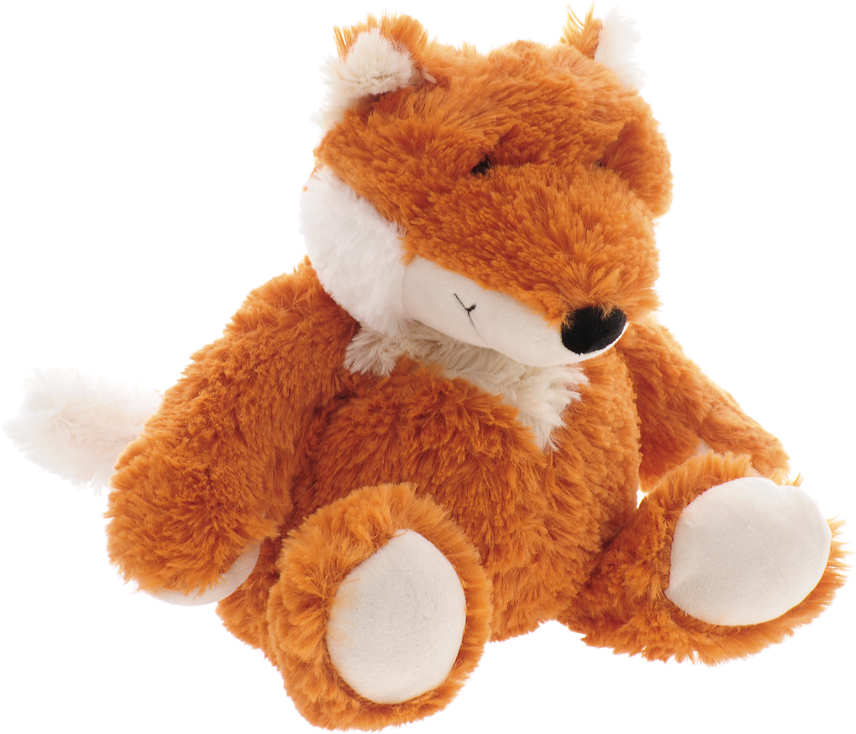 Warmies Мягкая игрушка-грелка Лиса грелки warmies cozy plush игрушка грелка дракон