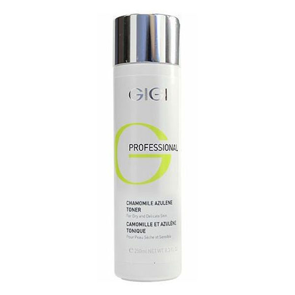 GIGI Professional Азуленовый лосьон-тоник Outserial, 250 мл gigi гель пилинг энзимный gigi outserial enzymatic peeling gel 29022 150 мл