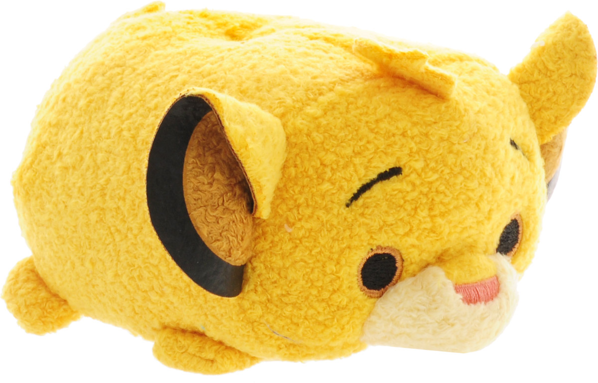 Tsum Tsum Мягкая озвученная игрушка Симба 12 см new in box tsum tsum stack n play toy shop original