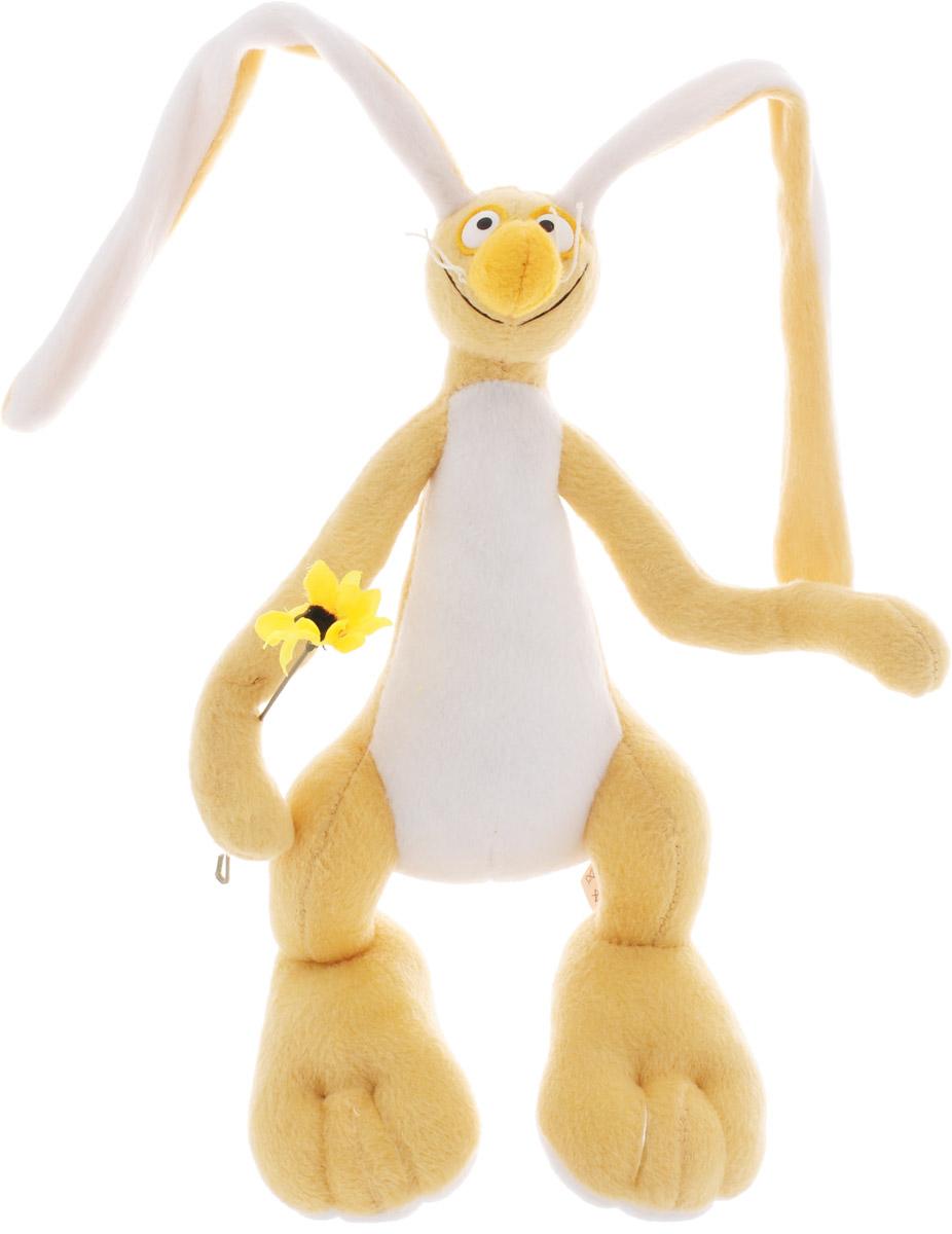 Fancy Мягкая игрушка Заяц Федя 25 см