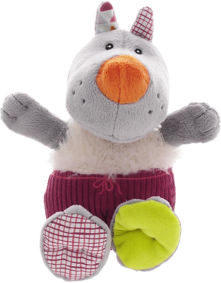Lilliputiens Мягкая игрушка Волк Николас 17 см, Мягкие игрушки  - купить со скидкой