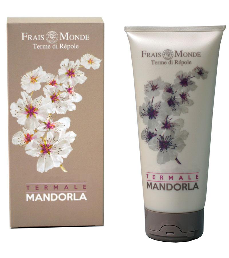Frais Monde Пена для ванны с ароматом миндаля, 200 мл пена для ванны frais monde пена для ванны