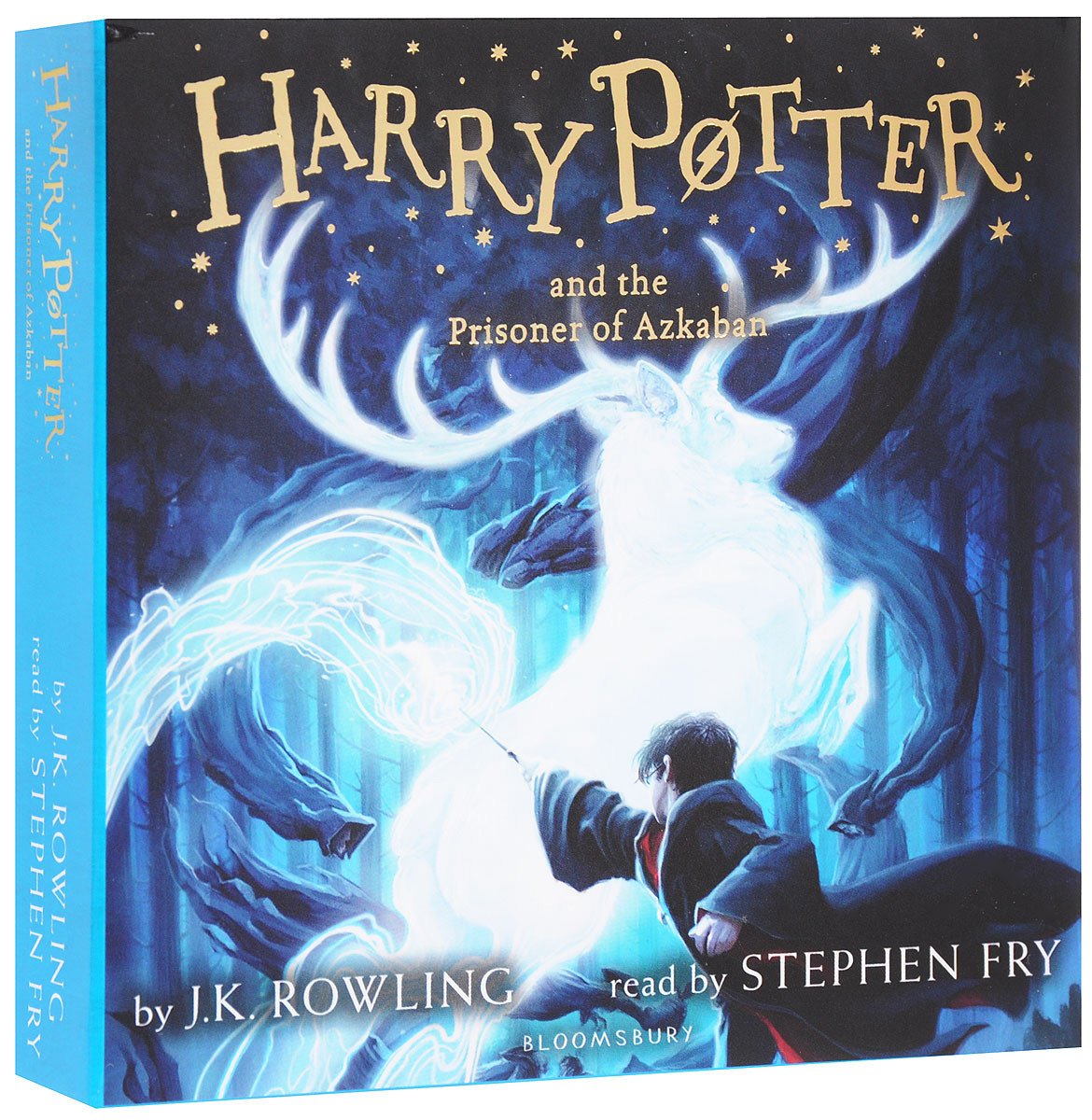 Harry Potter and the Prisoner of Azkaban (аудиокнига на 10 CD) harry potter the chamber of secrets