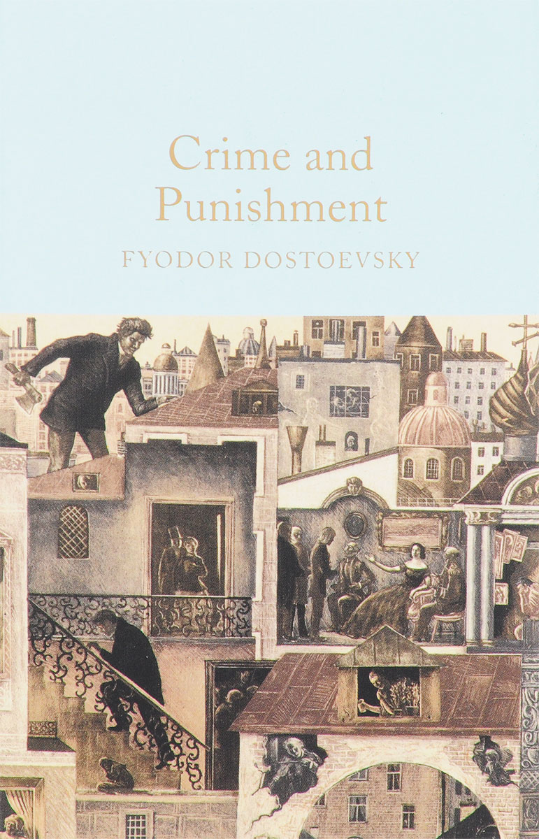 Crime and Punishment fyodor dostoyevsky crime and punishment