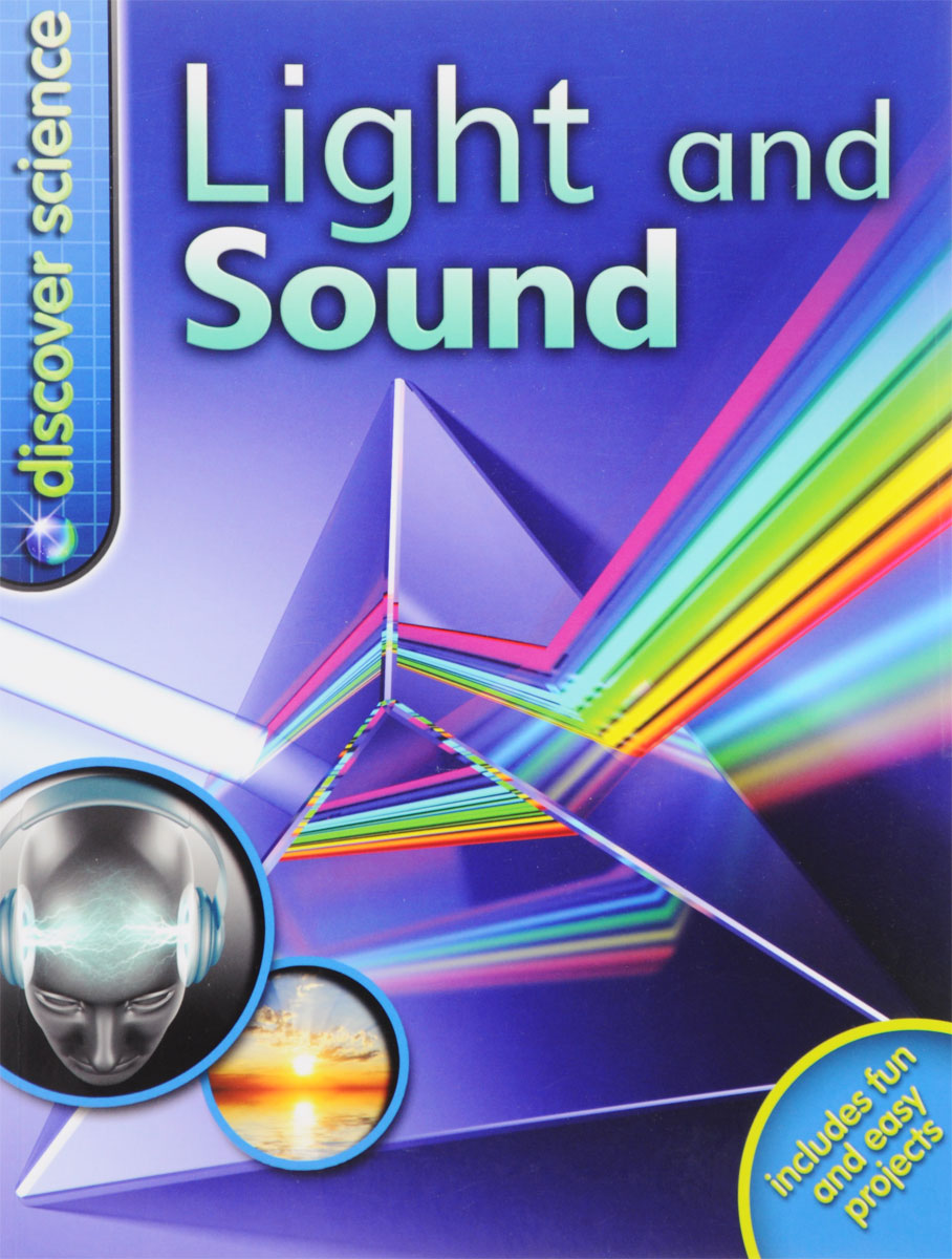 Light and Sound discover science maps and mapping