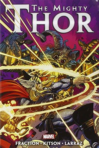 The Mighty Thor by Matt Fraction - Volume 3 thor god of thunder volume 4