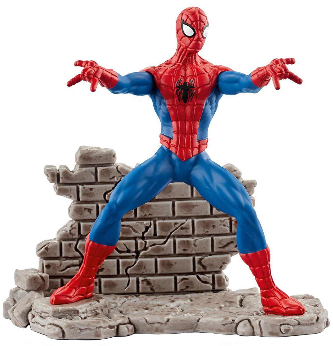 Schleich Фигурка Человек-паук игрушка schleich фигурка андалузская кобыла