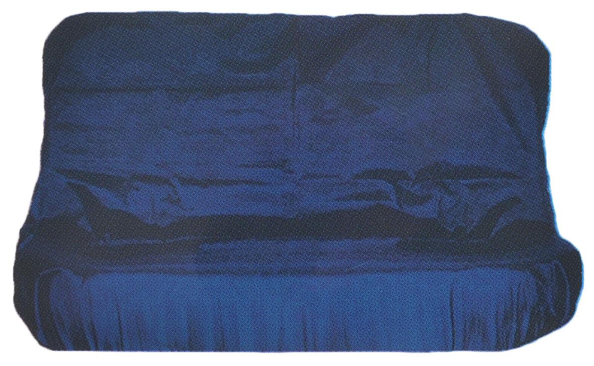 Чехол грязезащитный универсальный на заднее сиденье Tplus, цельный, с мешком для хранения, цвет: синий, 140 х 110 смT001273Универсальный чехол Tplus предназначен для защиты от грязи заднего сидения автомобиля. Выполнен он из прочной ткани оксфорд. Подойдет практически для любого автомобиля.В комплекте сумка-чехол для переноски и хранения.Максимальный размер чехла: 140 х 110 см.