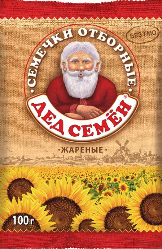 Дед Семен семечки отборные, 100 г