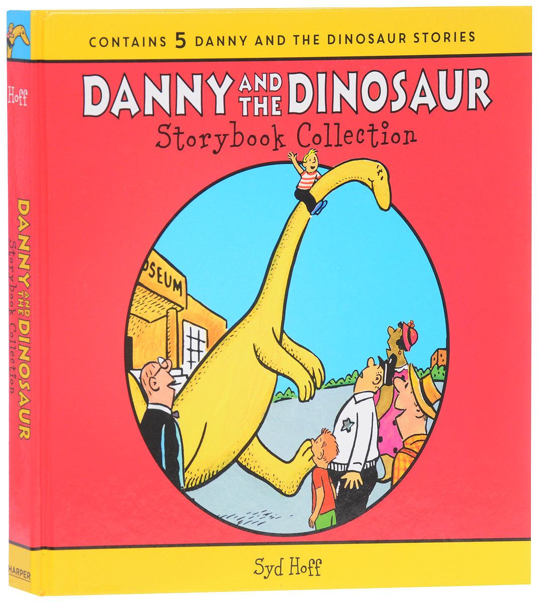 The Danny and the Dinosaur Storybook Collection: 5 Beloved Stories смартфон cubot dinosaur