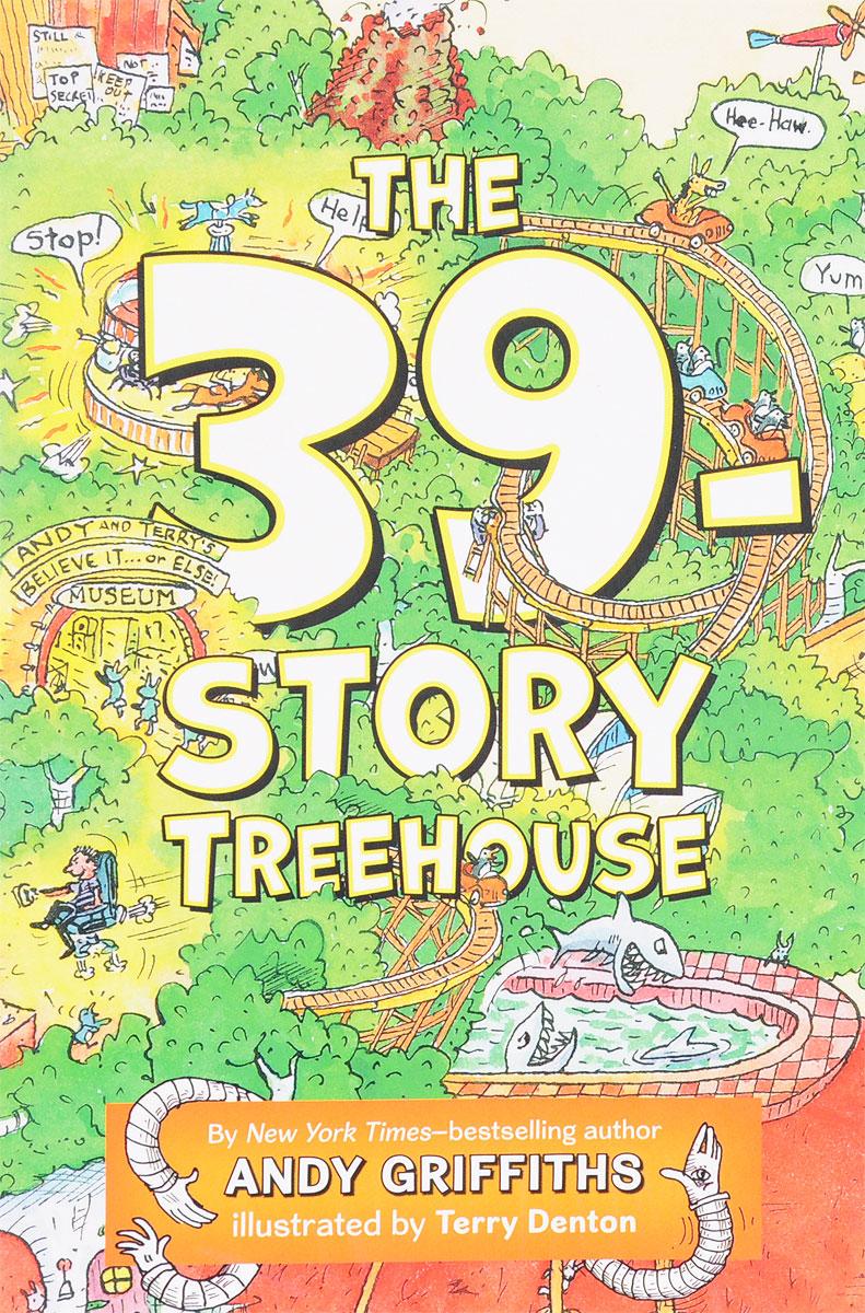 The 39-Story Treehouse краска фасадная dali суперэластичная рогнеда 9л