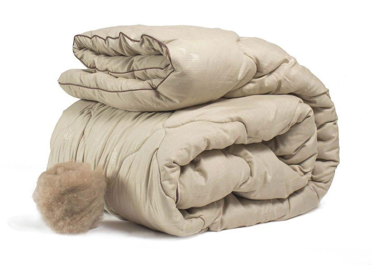 Одеяло теплое  Peach , наполнитель: верблюжья шерсть, 172 х 205 см - Одеяла
