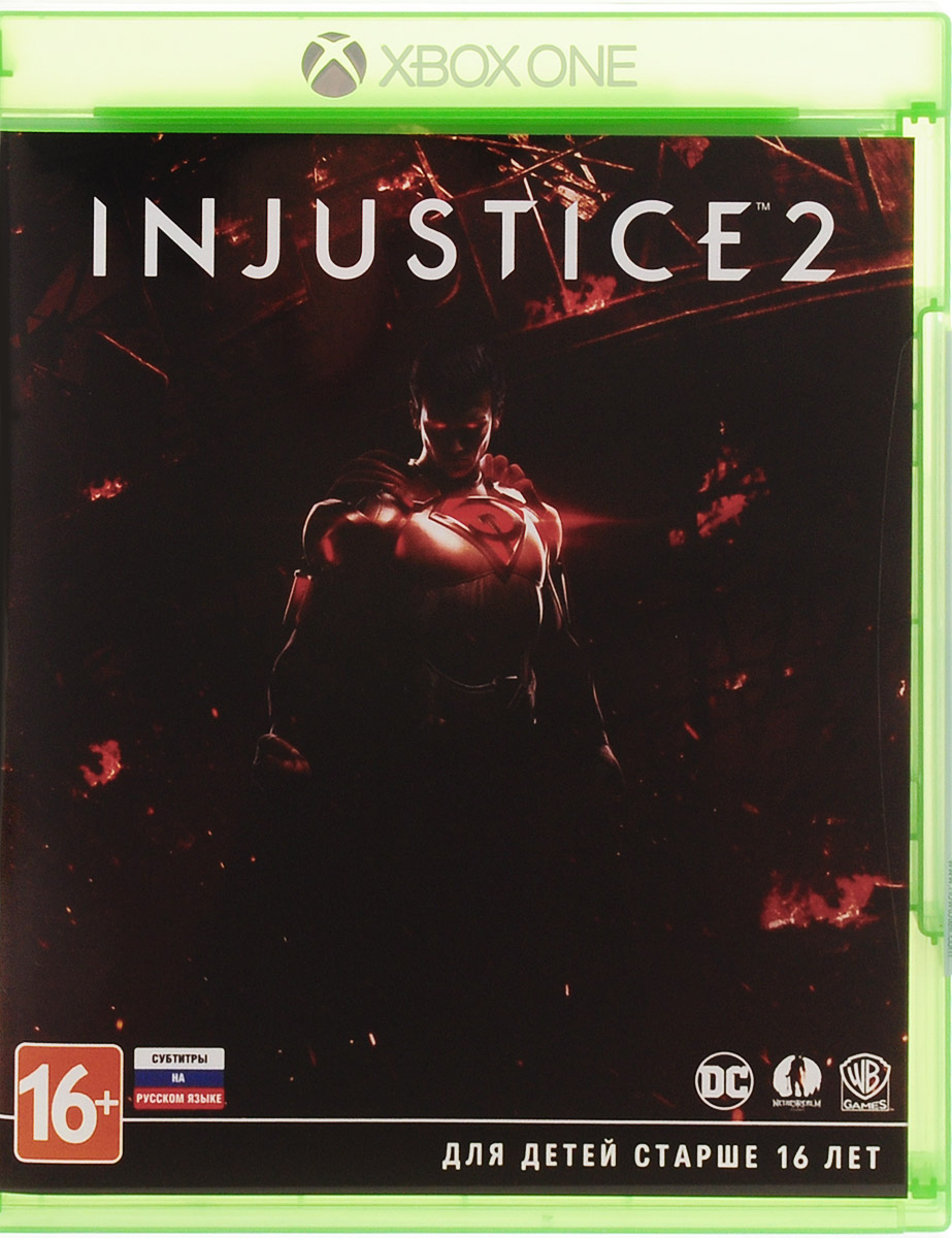 Injustice 2 (Xbox One) mortal kombat xl xbox one
