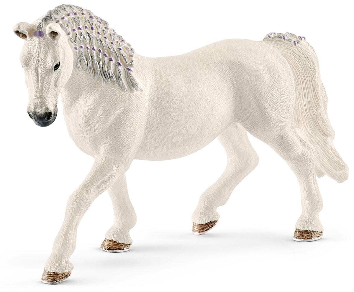 Schleich Фигурка Липпицианская кобыла 13819 schleich фигурка кобыла пинто цвет молочный коричневый