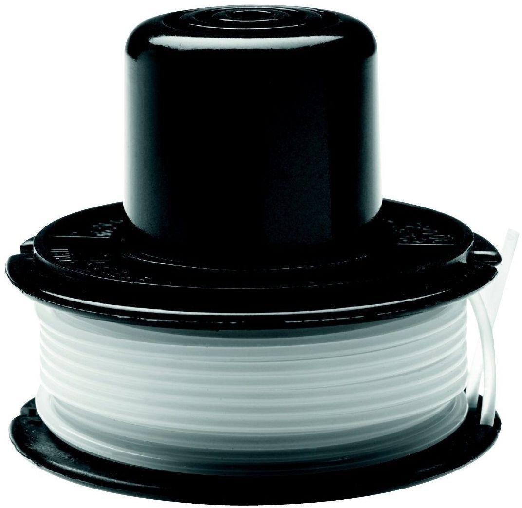 Катушка с леской Black&Decker A6226, для триммеровA6226Катушка с леской Black&Decker A6226 предназначена только для триммеров Black & Decker GL250/310/360. Используется для скашивания мягкой травы. Диаметр нити 1,5 мм. На внешнюю часть катушки Black & Decker нанесено защитное покрытие от химических воздействий.