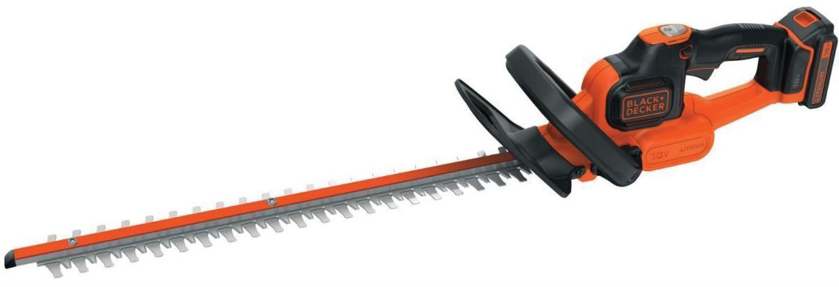 Кусторез Black&Decker GTC18502PC, аккумуляторный