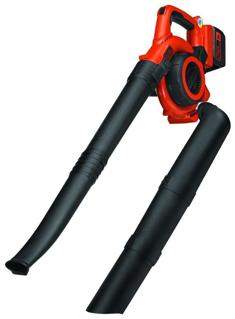 Пылесос садовый Black&Decker GWC3600LBGWC3600LBПылесос садовый Black&Decker GWC3600LB отличается небольшим весом и габаритами. Имеет удобную ручку с вынесенными элементами управления.Характеристики:Тип двигателя: электрический аккумуляторный.Тип аккумулятора: Li-Ion.Напряжение аккумулятора: 36 В.Емкость аккумулятора: 2 А*ч.Количество аккумуляторов в комплекте: 2.Режим всасывания: есть.Мусоросборник: дополнительная опция.Вес: 2,4 кг.