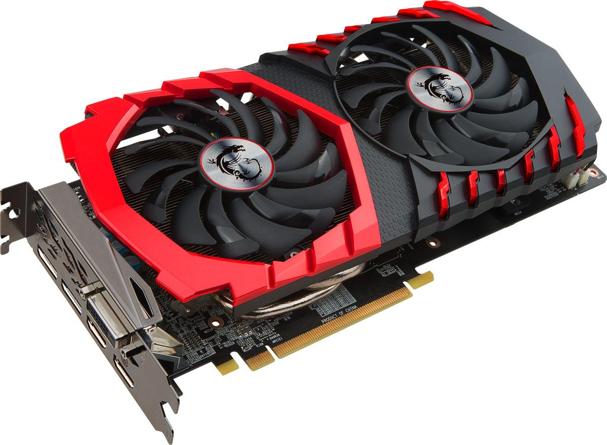MSI Radeon RX 570 Gaming X 4G 4GB видеокартаRX 570 GAMING X 4GИспытайте новые ощущения от погружения в мир виртуального гейминга и развлечений вместе с графической картой MSI Radeon RX 570 Gaming X 4G с революционной архитектурой Polaris.Четвертое поколение архитектуры GCN разработано специально для геймеров, предпочитающих как MOBA, так и игры категории AAA. Асинхронные шейдеры и улучшенный механизм геометрии открывает новые высоты игровой производительности.Впервые представленная в 2008 году технология MSI ZeroFrozr не осталась незамеченной, в то время как сейчас, она уже успела стать индустриальным стандартом. Суть технологии заключается в управлении вентиляторами, которые полностью останавливаются при отсутствии нагрузки. Таким образом, вы можете полностью сосредоточиться на игре, не отвлекаясь на шум вентиляторов.Каждый светодиод контролируется индивидуально при помощи выбранного эффекта анимации через приложение MSI Gaming App: от эффектов мерцания в такт музыки из игры до эффектов breathing, flashing и постоянного свечения. И, конечно, в любой момент подсветку можно выключить.Используя улучшенные аэродинамические показатели, технология Airflow Control направляет больше воздуха на тепловые трубки TWIN FROZR VI. Специальные дефлекторы на радиаторе охлаждения увеличивают площадь поверхности рассеяния, что способствует снижению температуры видеокарты.Каждая мелочь важна, когда дело касается эффективного теплоотвода. Вот почему в системе охлаждения TWINFROZR VI используется термоинтерфейс способный пережить любое испытание.В стремлении получить от игры максимум, энтузиасты компьютерных игр всегда в поисках дополнительной производительности. Использование нескольких видеокарт в режиме SLI или Crossfire, это отличный способ сделать ваш компьютер мощнее. Графические карты MSI GAMING полностью поддерживают технологии использования нескольких видеокарт multi GPU.TriDef VR позволяет играть в любимые игры в стерео-режиме на VR-шлеме. Благодаря ведущей технологии трансфор