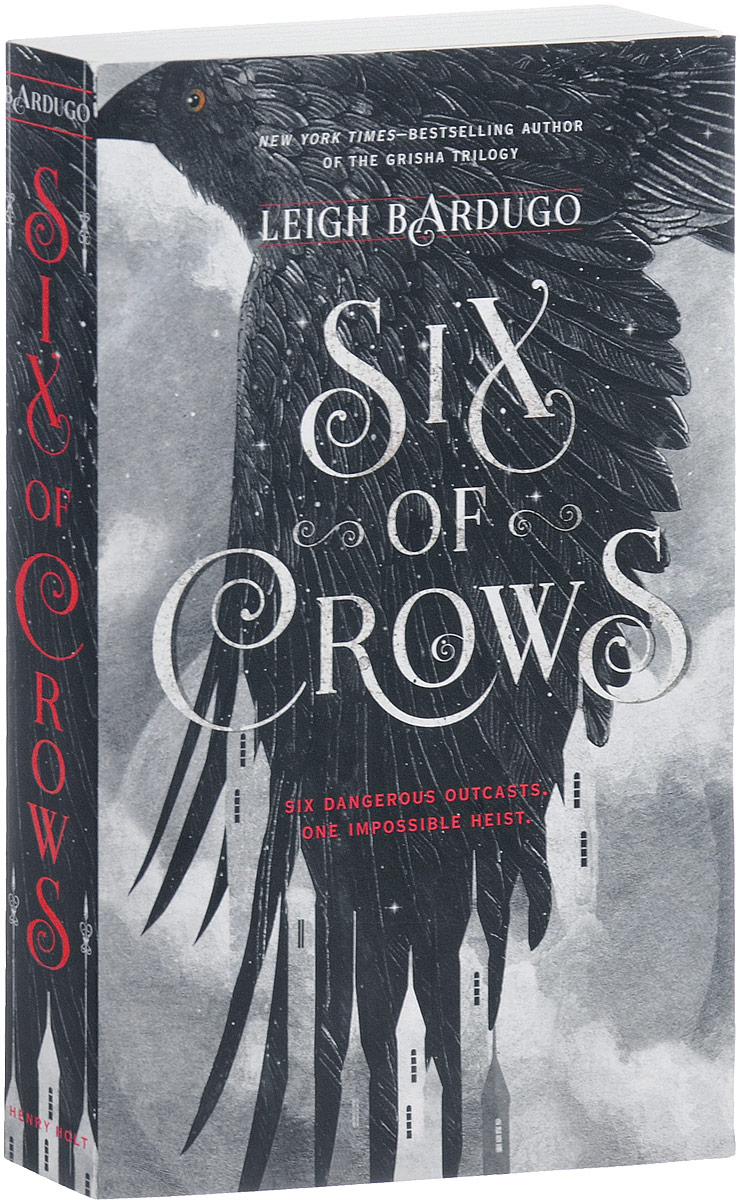 Six of Crows six crows