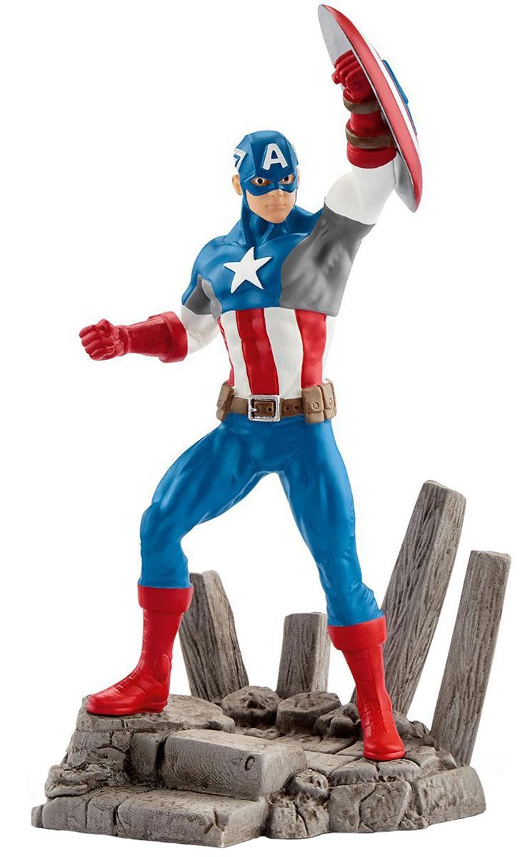 Schleich Фигурка Капитан Америка