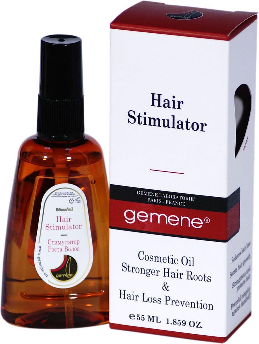 Gemene Масло косметическое Стимулятор роста волос, для корней волос, против выпадения, 55 мл4751006756335Прекрасное средство для предотвращения чрезмерного выпадения волос. Природные масла и экстракты улучшают питание корней волос, возвращают эластичность и целостность коже головы. Стимулируют волосяные луковицы к большей продуктивной активностию Укрепляет и защищает волосы.