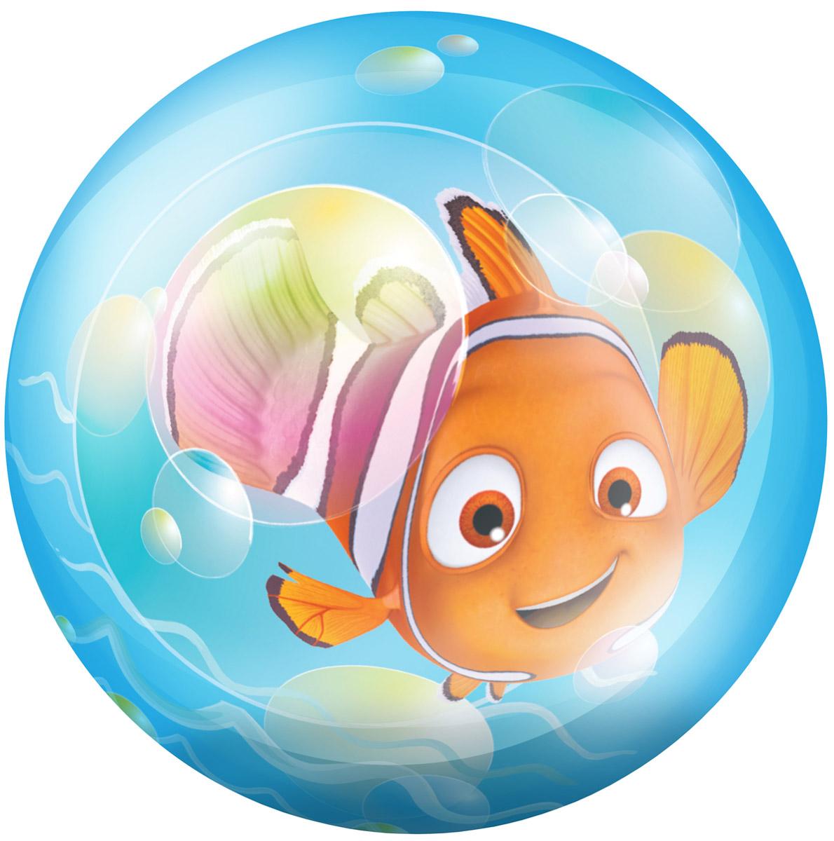 Fresh Trend Мяч В поисках Немо 23 см надувная лодка mondo в поисках немо 94 см