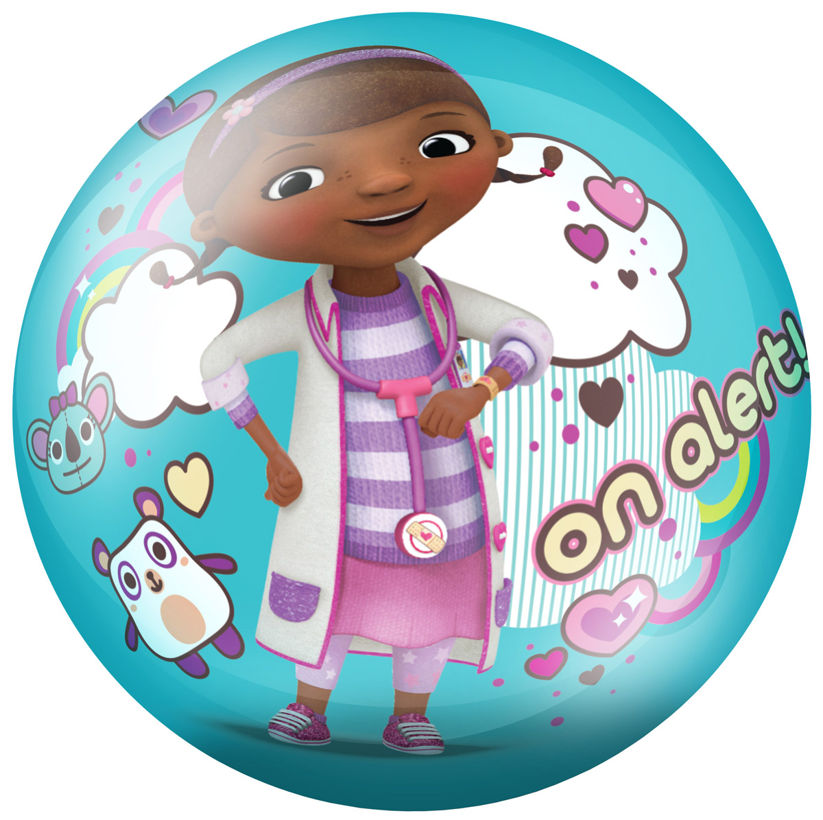 Fresh Trend Мяч Доктор Плюшева 15 см мячики и прыгуны fresh trend мяч доктор плюшева 15 см