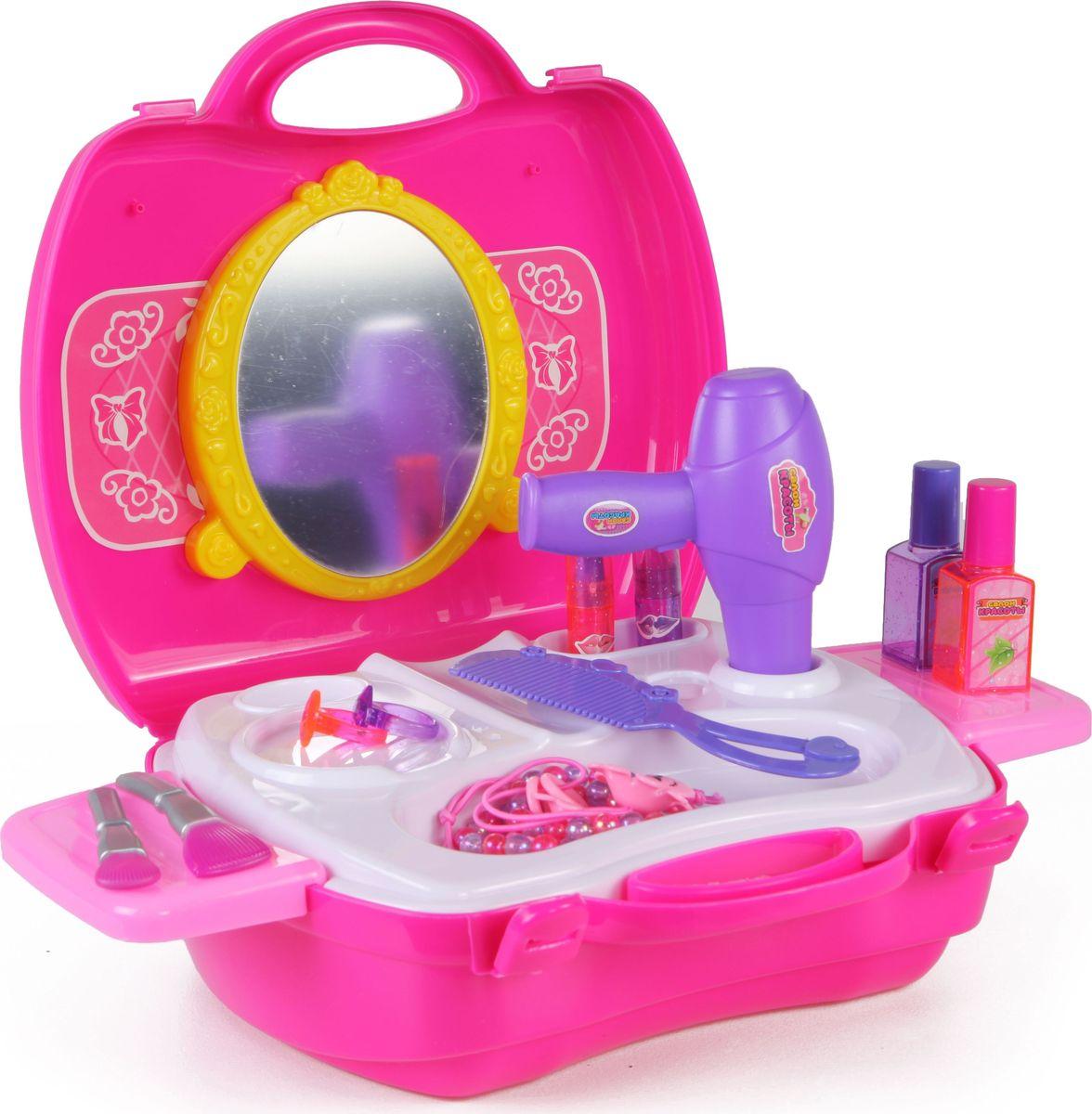 Yako Игровой набор Салон красоты в чемоданчике игровой набор в чемоданчике салон красоты для собак 16 предметов 1toy 1toy