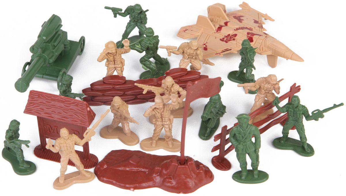 Yako Набор солдатиков Армия M6081 игровые наборы yako игровой набор кухня