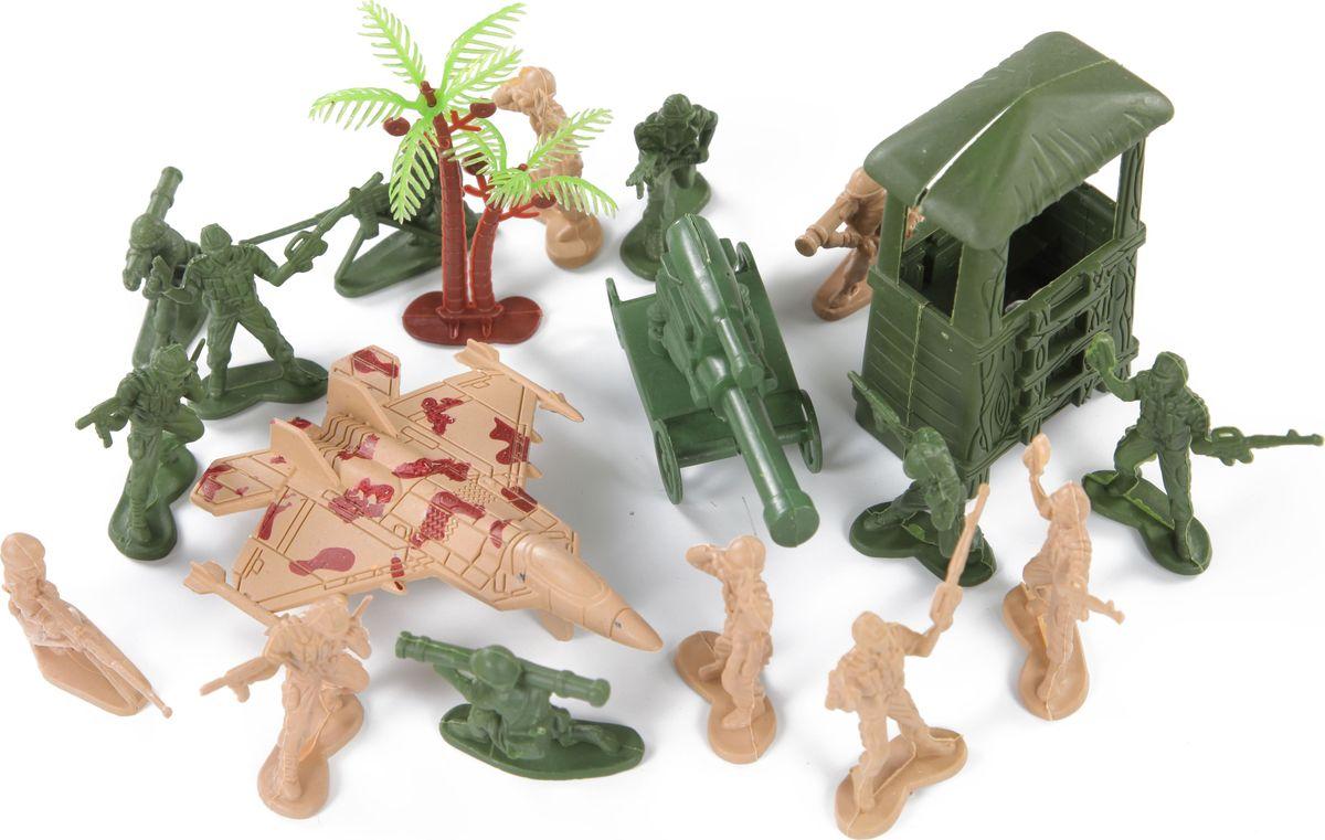 Yako Набор солдатиков Армия M6082 игровые наборы yako игровой набор кухня