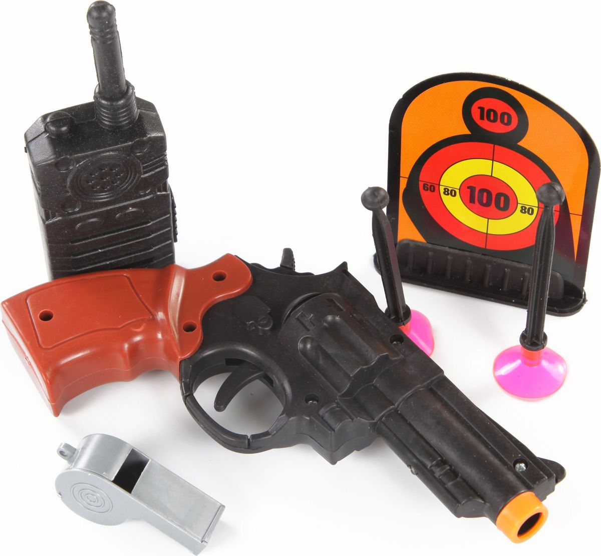Yako Игровой набор Полиция M6083 yako игровой набор гараж 4 уровня y3941870