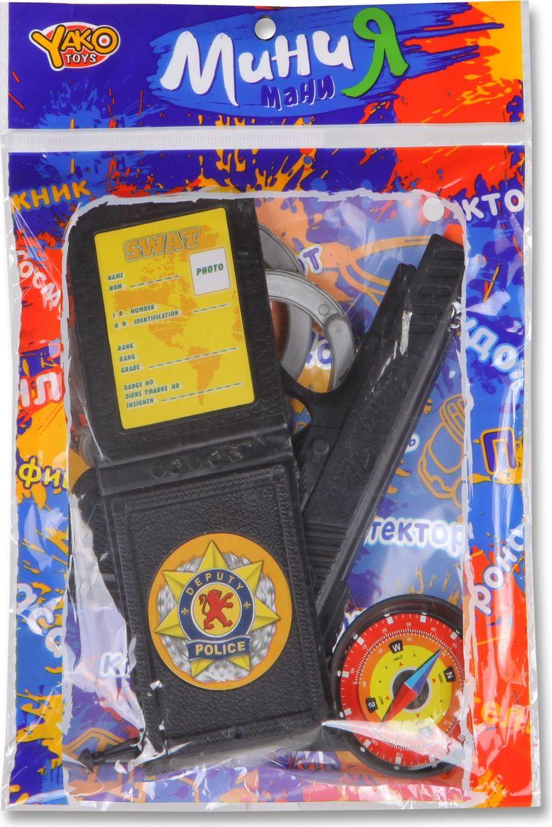 YakoИгровой набор Полиция M6093 Yako