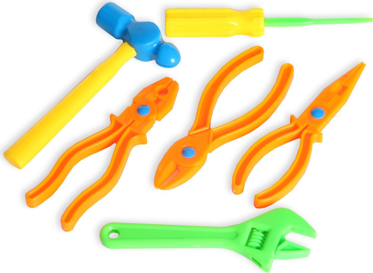 Yako Игровой набор Инструменты M6152 yako игровой набор гараж 4 уровня y3941870