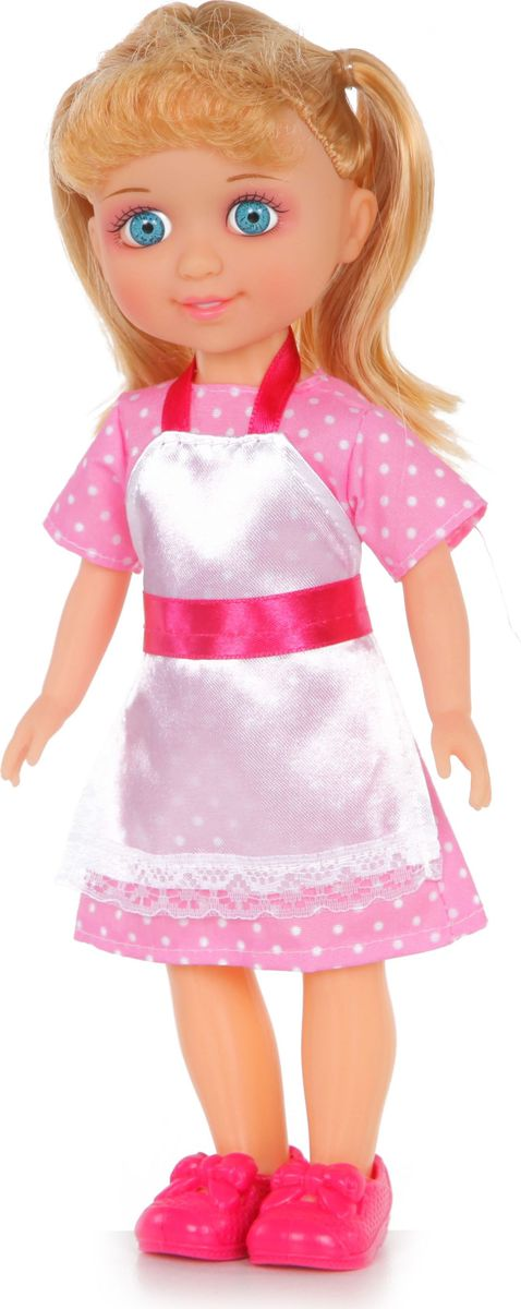Yako Игровой набор с куклой Jammy Хозяюшка блондинка yako кукла jammy блондинка цвет наряда розовый сиреневый