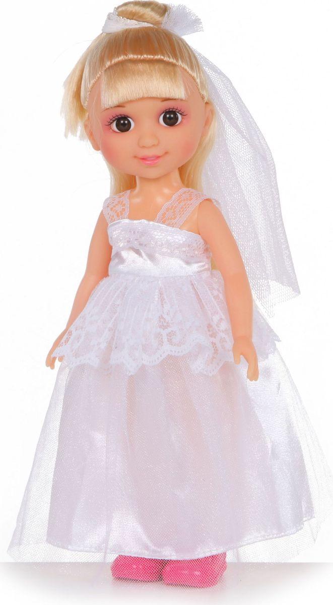 Yako Игровой набор с куклой Jammy Невеста блондинка игрушка кукла с аксессуарами yako