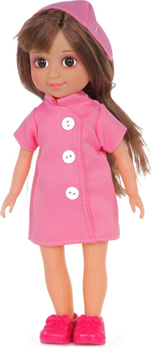 Yako Игровой набор с куклой Jammy Доктор брюнетка M6333 кукла yako кукла jammy m6306