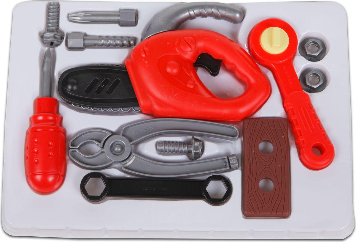 Yako Игрушечный набор маленького строителя Tool Set Y12613034 yako игровой набор гараж 4 уровня y3941870