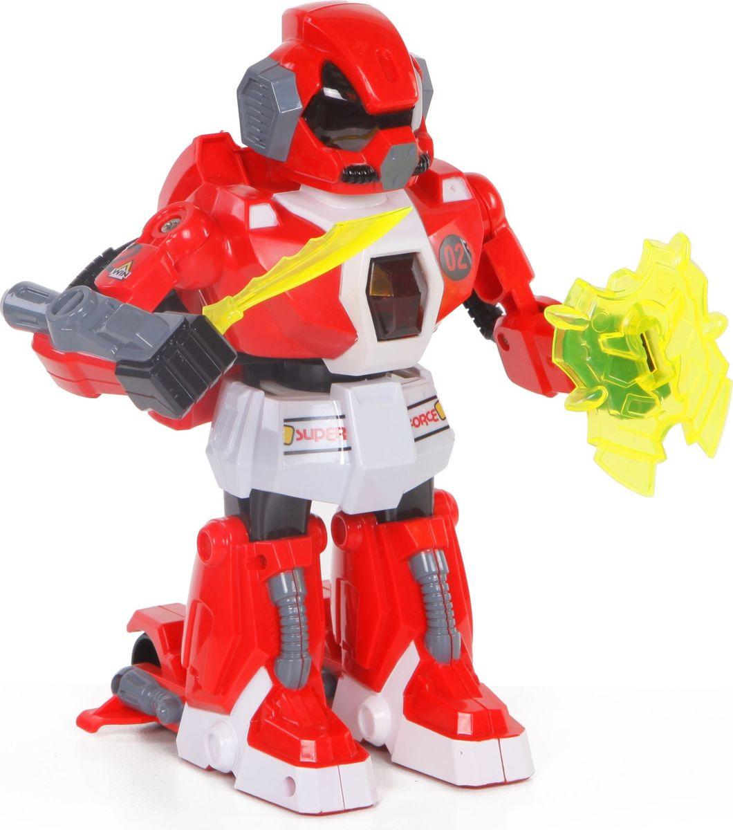 Yako Робот на радиоуправлении цвет красный Y16462666