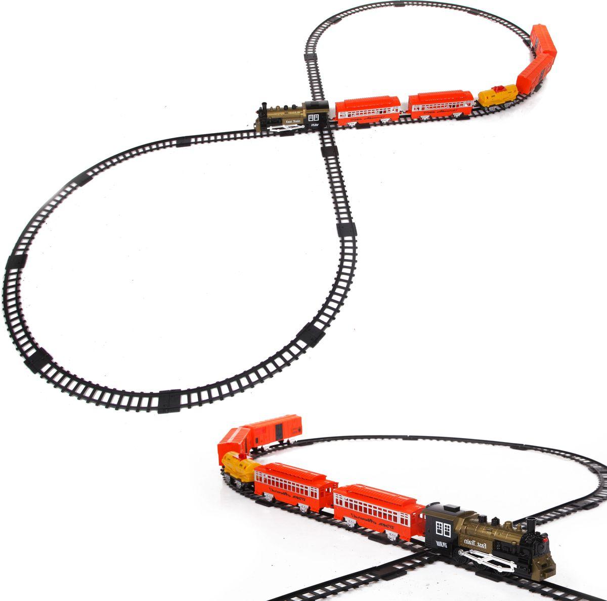 Yako Железная дорога Train in Fast Y1699030 yako железная дорога classic train y1699032